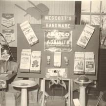 House & Garden Wescott's Hardware 1950's