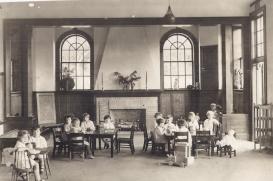 Kindergarten Class Session 1941