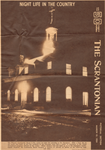 Scrantionian Cover