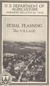Rural Planning Cover