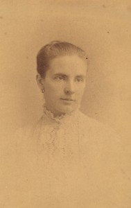 Margaretta Belin Portrait 2